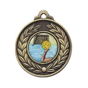 Basketball Medal M160-K27 - Trophy Land