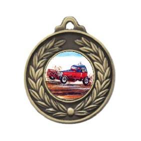 Motorsports Medal M160-K40 - Trophy Land