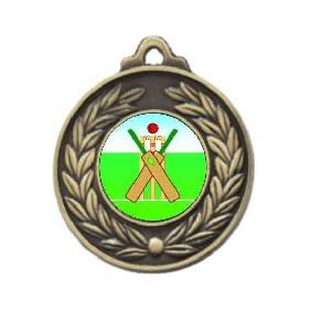 Cricket Medal M160-K50 - Trophy Land