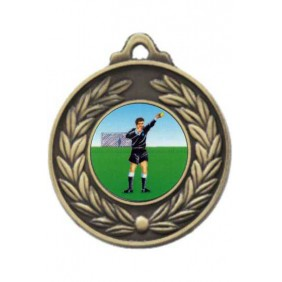 Referee Medal M160-K85 - Trophy Land