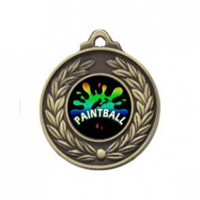 Paintball Medal M160-PAIN02 - Trophy Land