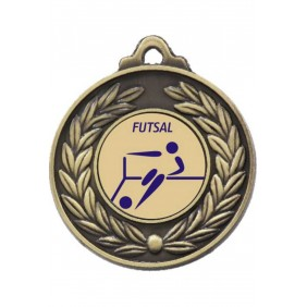 Futsal Medal M160-TLFutsal - Trophy Land