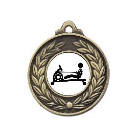Exercise Medal M160-TLRowM - Trophy Land