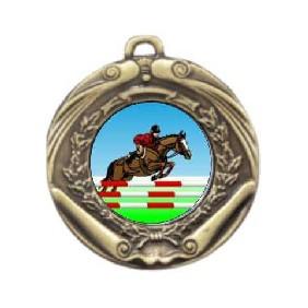 Horse Medal M172-K101 - Trophy Land