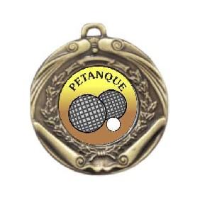 Lawn Bowls Medal M172-K125 - Trophy Land