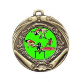 Athletics Medal M172-K12 - Trophy Land