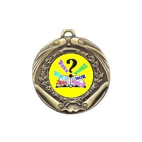 Trivia Medal M172-K132 - Trophy Land