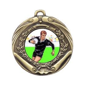 Rugby Medal M172-K138 - Trophy Land