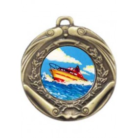 Watersports Medal M172-K143 - Trophy Land