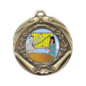 Sales Medal M172-K148 - Trophy Land