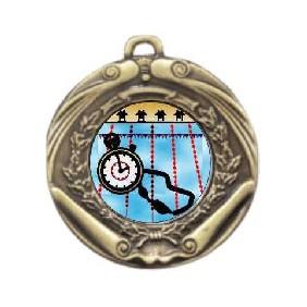 Swimming Medal M172-K165 - Trophy Land