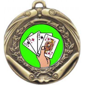 Cards Medal M172-K42 - Trophy Land