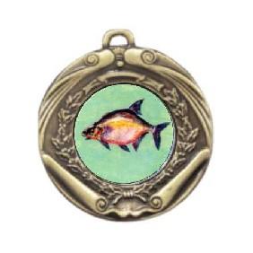 Fishing Medal M172-K75 - Trophy Land