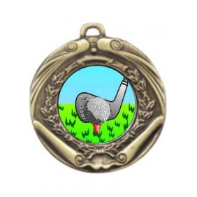 Golf Medal M172-K88 - Trophy Land