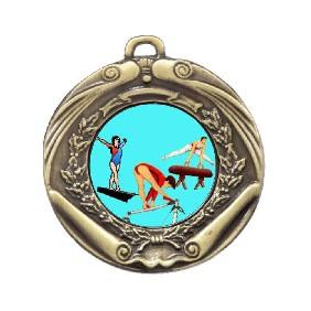 Gymnastics Medal M172-K92 - Trophy Land