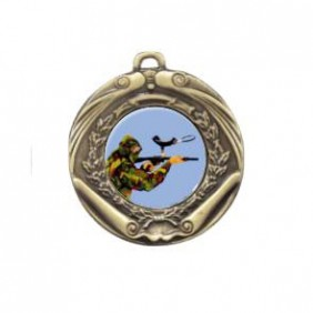 Paintball Medal M172-PAIN01 - Trophy Land