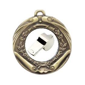 Referee Medal M172-TLRef1 - Trophy Land