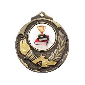 Education Medal M411-C051 - Trophy Land
