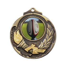 Rugby Medal M411-C131 - Trophy Land
