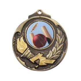 Cricket Medal M411-C401 - Trophy Land