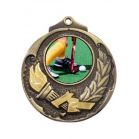 Hockey Medal M411-C441 - Trophy Land