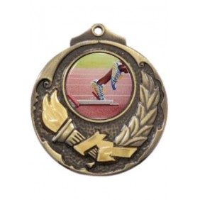 Athletics Medal M411-C471 - Trophy Land