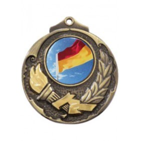Life Saving Medal M411-C581 - Trophy Land