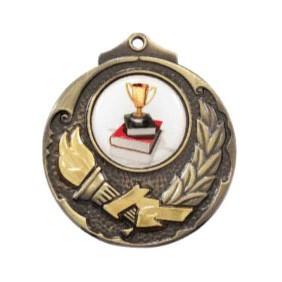 Education Medal M411-C661 - Trophy Land