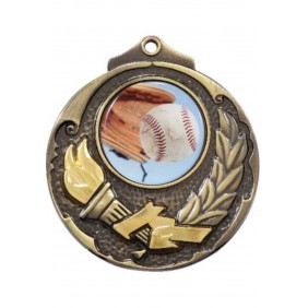 Baseball Softball Medal M411-C741 - Trophy Land