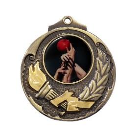 A F L Medal M411-C881 - Trophy Land