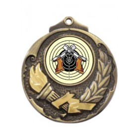 Shooting Medal M411-K152 - Trophy Land