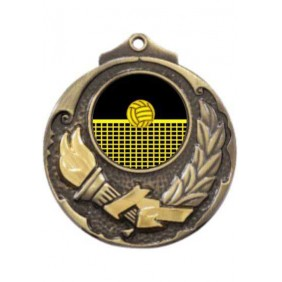 Volleyball Medal M411-K179 - Trophy Land