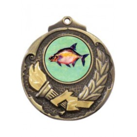 Fishing Medal M411-K75 - Trophy Land