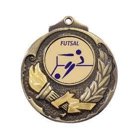 Futsal Medal M411-TLFutsal - Trophy Land