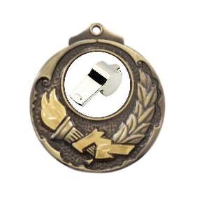 Referee Medal M411-TLRef1 - Trophy Land