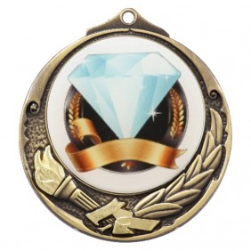 Achievement Medal M412-C002 - Trophy Land