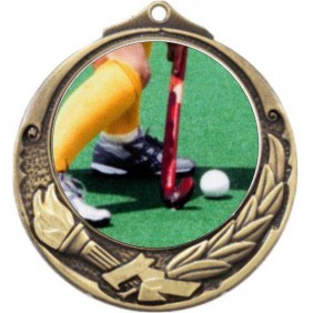 Hockey Medal M412-C441 - Trophy Land