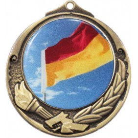 Life Saving Medal M412-C581 - Trophy Land