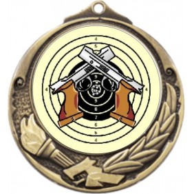 Shooting Medal M412-K152 - Trophy Land