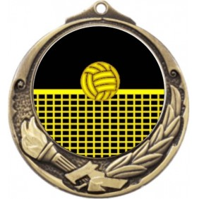 Volleyball Medal M412-K179 - Trophy Land