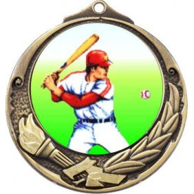 Baseball Softball Medal M412-K24 - Trophy Land