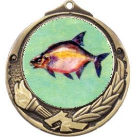 Fishing Medal M412-K75 - Trophy Land