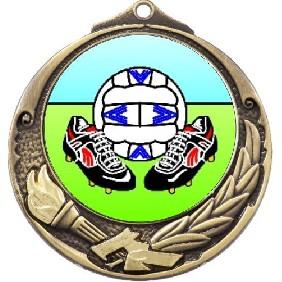 Football Medal M412-K84 - Trophy Land