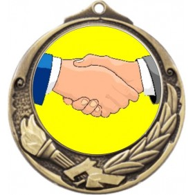 Sales Medal M412-K95 - Trophy Land