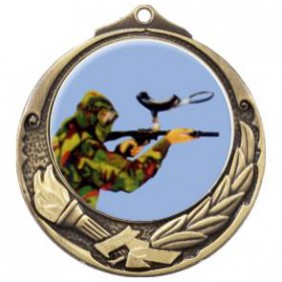 Paintball Medal M412-PAIN01 - Trophy Land