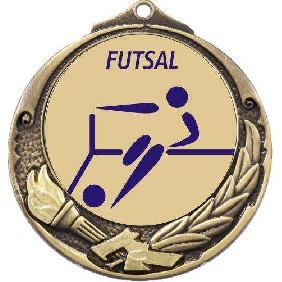 Futsal Medal M412-TLFutsal - Trophy Land