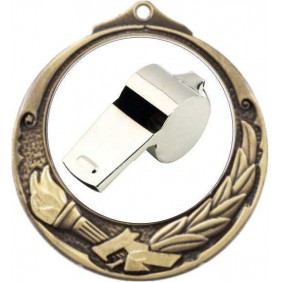 Referee Medal M412-TLRef1 - Trophy Land