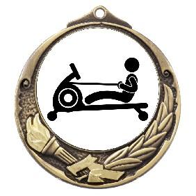 Exercise Medal M412-TLRowM - Trophy Land