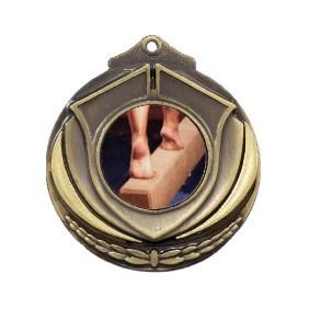 Gymnastics Medal M431-C141 - Trophy Land