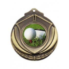 Golf Medal M431-C171 - Trophy Land